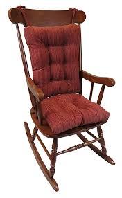 Universal Patio Furniture by Amazon Com Extra Large Universal Rocking Chair Cushion Garnet