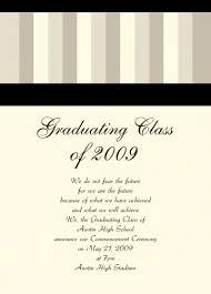 make your own graduation announcements exle of graduation invitation vertabox