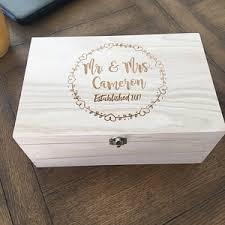 wedding keepsake box wedding memory box wedding keepsake box anniversary gift