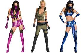 Video Game Halloween Costumes 25 Cool Video Game Costumes Wewanaplay