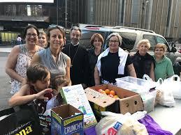 greek orthodox ladies philoptochos society feed the hungry