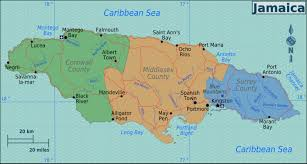 Map Of Jamaica Blank by Picture Of Diagram Jamaica State Map Download Diagram And Jamaica
