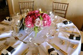 Flower Duet - centerpieces for weddings and special events