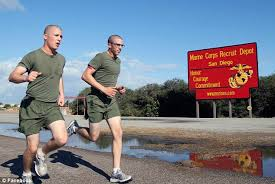black friday marine boot camp marine makes mad dash for freedom from san diego boot camp