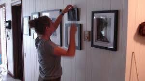 how to hang picture frames that have no hooks how to hang pictures without destroying your walls