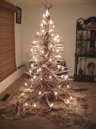 Deer Christmas Tree Decorations twenty trees that are making christmas creepier
