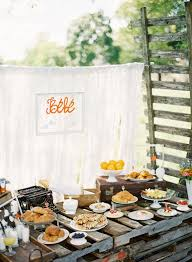 country baby shower country inspired baby shower food table table baby