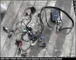 faq diy oem 5g 92 95 civic security systems and keyless entry