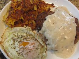 chicken fried steak u0026 eggs youtube
