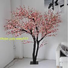 cherry blossom decor 2014 sj at069 high quality artificial cherry blossom tree