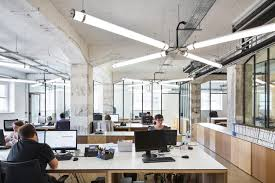 office interior in strasbourg by nicola spinetto office