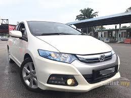 Honda Insight Hybrid Interior Honda Insight 2013 Hybrid I Vtec 1 3 In Selangor Automatic