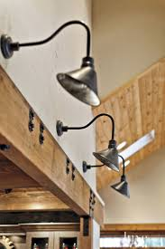 Barn Light Originals by White Mountain Room Detail With Wall Sconces Luxe Accents