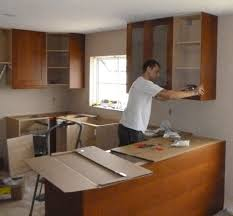 Garage Kitchen Cabinets How To Design And Install Ikea Sektion Kitchen Cabinets Garage