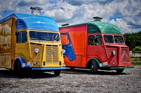 vintage volkswagen truck vintage food trucks food trucks conversion and restoration