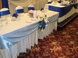 wedding table decoration linens noretas decor inc