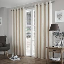 Purple And Cream Striped Curtains Striped Eyelet Curtains Browse Window Curtains Terrys Fabrics