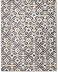 Tile Area Rug Shopping Deals On Moroccan Tile Area Rug 10 X13