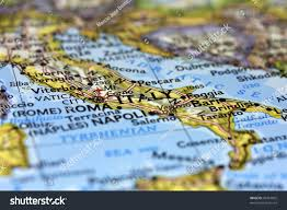 Italy On World Map by Italy On Map Stock Photo 85467835 Shutterstock