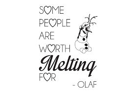 worth melting frozen olaf clipart free clipart