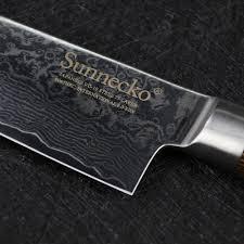 kitchen knives japanese premium sunnecko 8