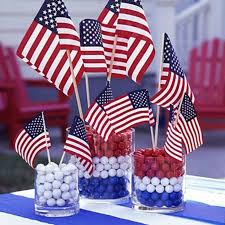 independence day table decorations