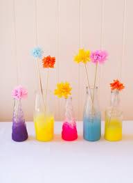 Diy Plastic Bottle Vase 17 Creative And Eye Catching Diy Glass Bottle Vases Gardenoholic