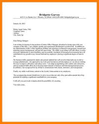 medical office assistant cover letter examples administrative