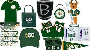 bucks announce promotional items for upcoming season