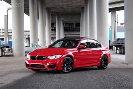 cars bmw red bmw m3 in ferrari red individual color