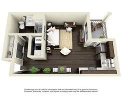 500 Sq Ft Studio Floor Plans Luxury Studio 1 U0026 2 Bedroom Apartments In Walnut Creek Ca