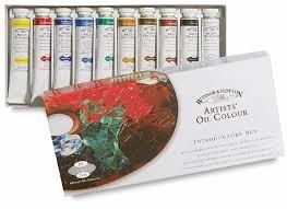 winsor u0026 newton artists u0027 oil colors blick art materials