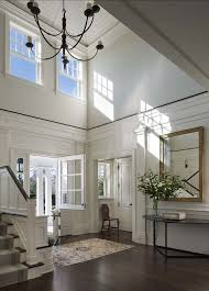 How To Create A Foyer In An Open Floor Plan Which Direction Should You Run Your Wood Flooring Well U2014 Designed