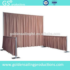 wedding backdrop stand event wedding aluminum backdrop stand pipe and drape for sale