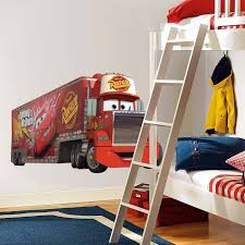 mack truck cars disney decal removable wall sticker home decor art mack truck cars disney decal removable wall sticker home decor art