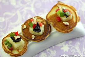 canap recipe canape appetizers pham fatale