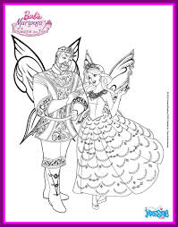 Coloriage Barbie Catania Et Mariposa barbie and the 3 musketeers