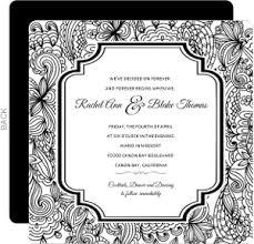 black and white invitations wedding invitations wedding invites