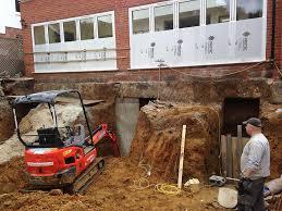 new basement construction projects premier basements