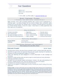 cover letter purchasing resume objective purchasing buyer resume