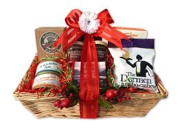 Christmas Basket Christmas Hamper Ideas Lazy