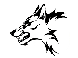 clipart wolf 3979440
