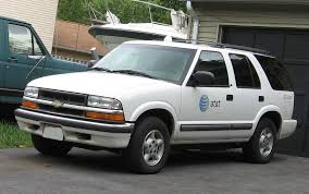 1998 chevrolet blazer information and photos zombiedrive