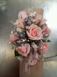 cheap corsages for prom silver and pink mini prom corsage prom trends