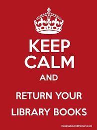 Keep Calm Meme Maker - keep calm and return your library books keep calm and posters
