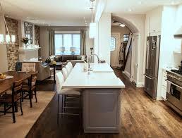toronto kitchen u0026 main floor renovation in little italy u2013 ashton