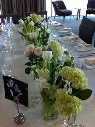 wedding flowers melbourne white and green table flowers the bouquets of ascha