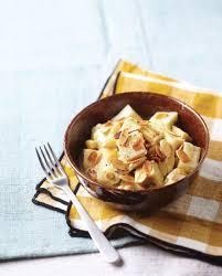 cuisiner le celeri recette ragoût de céleri aux amandes