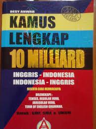 Kamus Bahasa Inggris Jual Dictionary Kamus Bahasa Inggris Indonesia Lino Jaya