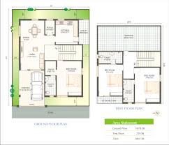 house plans 2000 square feet india